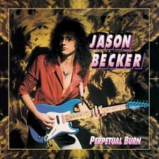 Jason Becker poster PERPETUAL BURN (approx. 12x12 inches)