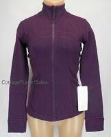 NEW LULULEMON Define Jacket 4 6 8 10 12 Darkest Magenta NWT FREE SHIP