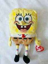 Ty Original Beanie Babies Spongebob Squarepants