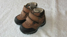 Boys' Leather NEXT Baby Shoes with Hook & Loop Fasteners