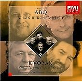 Dvorák: String Quartets Nos 10 & 14, Berg Quartett, Alban, Very Good