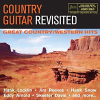 V.A.-COUNTRY GUITAR REVISITED-IMPORT 2 CD WITH JAPAN OBI G22