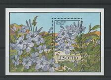 B358 Lesotho blok 101 postfris Bloemen