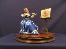 Royal Doulton The Gentle Arts Painting Figurine