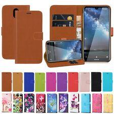 Case For Nokia 4.2 7.2 3.2 2.2 6.2 PU Leather Wallet Flip Card Pocket Case Cover