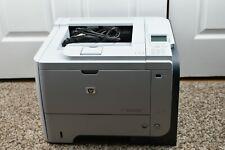 HP LaserJet P3015,  Workgroup Laser Printer ,  Page Count = 31k  good condition
