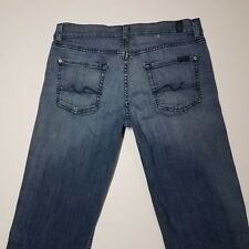 Men's 7 For All Mankind 'Standard' button fly 98% Cotton 2% Elasthane 30 x 28