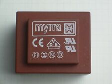 Myrra 44272 Transformateur 230v 2x9v 10va