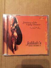 Journey Of The Gipsy Dancer -Jalialahs Raks Sharki 3-Gypsy Arabic  - CD Pirahna