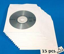 SONY Music CD-R CDR Branded 80min Digital Audio Recordable Media 15 Blank Disc