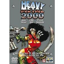 HEAVY METAL 2000 (Julie Strain) -  DVD - PAL Region 2 - New
