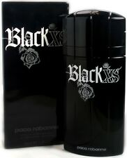 Paco RABANNE BLACK XS EDT Spray 100 ML (3.4 OZ (ca. 96.39 g)) - Uomini