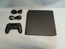 SONY PLAYSTATION 4 SLIM PS4 CUH-2115B 1TB HOME VIDEO GAME SYSTEM CONSOLE BLACK