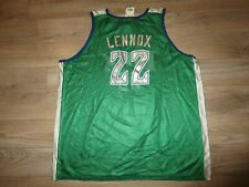 Betty Lennox #22 Minnesota Lynx WNBA Basketball Jersey Autograph Signed NEW