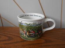 ENCHANTED GARDEN ABC MUG/CUP children's nursery ware PORTMEIRION discontinued