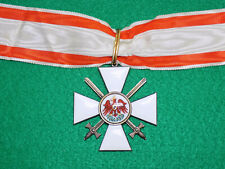 Original WWI Imperial German Prussian Order of the Red Eagle 2nd Class - Silver