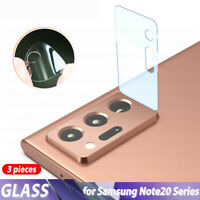Fit Samsung Galaxy Note 20/20 Ultra Camera Lens Tempered Glass Screen Protector