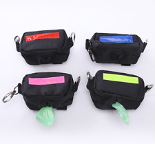 Dog Poop Bag Holder With Poo Bags Included Fun Bone Style Easy Pet Wast Disposal