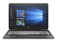 "HP 15t Laptop 15 15.6"" i7-7700HQ Quad 16GB 128GB SSD + 1TB 2GB 1050 Backlit Key"