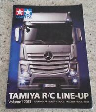 Tamiya R/C Line-Up Volume 1 2013