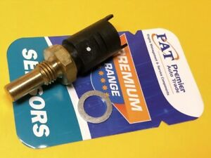 Coolant temperature sensor for BMW E53 X5 4.8L 04-07 N62B48 in Stat Water temp