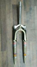 "Retro Rock Shox Mag 21 Magnesium 1-1/8"" not threaded Vintage Mountain bike fork"