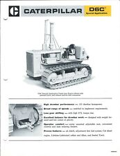 Equipment Brochure - Caterpillar - D6C Sa Special Application - 1970 (E4433)