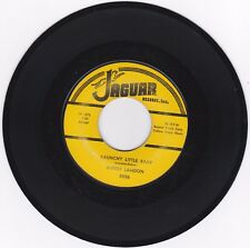ROCKABILLY 45RPM - BUDDY LANDON ON JAGUAR - RARE
