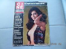 CINE REVUE N°46 13/11/1975 JAKIE SEWELL ANITA EKBERG VENTURA J.MURAT       G70