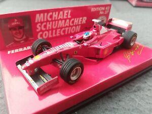 Michael Schumacher 1 43 Minichamps Ferrari F300 1998 Edition 43 Nr 37