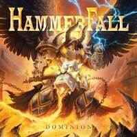 Hammerfall - Dominion (NEW CD ALBUM)