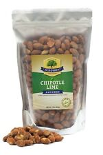 Chipotle Lime California Roasted Almonds Sohnrey Family Foods Chili con Limon