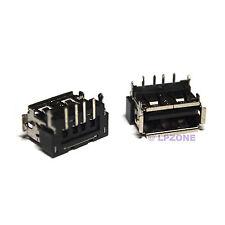 2pcs USB Socket Port HP 325 425 625 NEW!! JACK PLUG UMA RS880M board Replacement