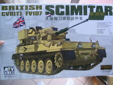 AFV CLUB 1/35 British CVR(T) FV107 Scimitar vehicle