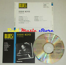 CD EDDIE BOYD A sad day BLUES COLLECTION 1993 DeAGOSTINI mc lp dvd vhs