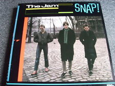 The Jam- Snap LP- 2 LPs-Made in Germany-Paul Weller-MOD-SKA-OI!-Punk