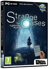 Strange Cases The Lighthouse Mystery (PC CD) NEW SEALED