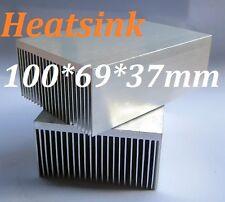 100x69x37mm Heatsink, Aluminum Heat-Sink, Heat Sink for LED, Power Transistor