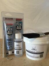 DIY Leaky Shower Repair Kit - Clear Waterproof Membrane. Install Video +helpline