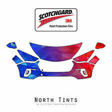PreCut 3M Scotchgard Paint Protection Clear Bra Kit for Hyundai Santa Fe 2017