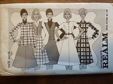 True Vintage Sewing Pattern 1960s Unused