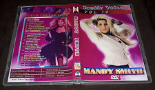 Mandy Smith - Pretty Voices 16 DVD Special Fan Edition, Very good!!