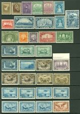 EDW1949SELL : CANADA Nice collection of VF MOG sound stamps. Also NFLD Cat $546.