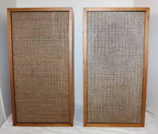 Classic Heathkit AS-16 Speakers ~ Realistic Woofers ~ Original Tweeters & Xovers