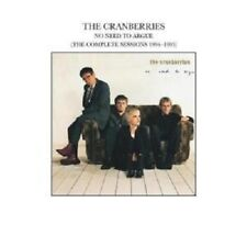 THE CRANBERRIES 'NO NEED TO ARGUE-THE COMPLETE...' CD