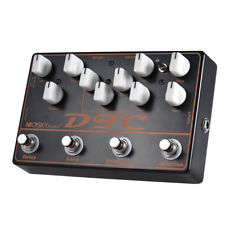Combined Effect Pedal 4 Effects Pedal in 1 Unit: Distortion, Overdrive,LOOP,DELY