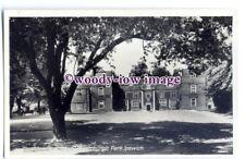 tq2228 - Suffolk - The Mansion House in Christchurch Park, Ipswich - Postcard