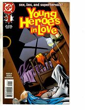 7 DC Comics Young Heroes In L 1 2 3 Our Worlds 1 Robin 2 85 Young Justice 1 GM11