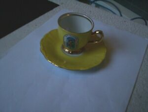Melbourne Olympics 1956 Yellow Duo Victoria China Germany