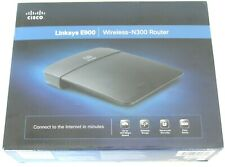 Cisco Linksys E900 Wireless-N300 Router -  New